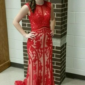 Tiffany Designs Homecoming/ Prom/ Pageant Dress